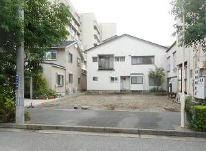 新潟市中央区 解体工事